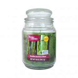 Vonná svíčka, Brazilský bambus, 510g