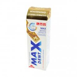 Zubní pasta MaxDent Whitening Coffee&Tobaco, 75ml