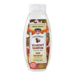 Kokosový šampon, 500ml