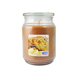 Vonná svíčka, Banánový chléb, 566g