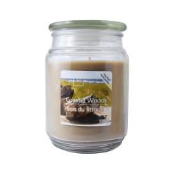 Vonná svíčka, Vůně pobřežního dřeva, 538g