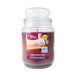 Vonná svíčka, Brusinkovo mandarinkove osvěžení, 510g
