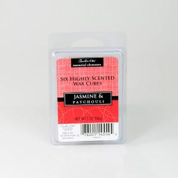 Vonný vosk Essential Elements, Jasmín a patchouli, 56g