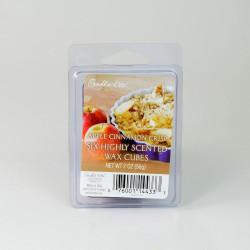 Vonný vosk, Jablečno-skořicový koláč, 56g
