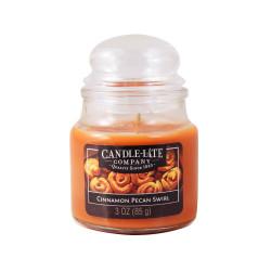 Vonná svíčka Everyday, Skořicové a pekanové ořechy, 85g
