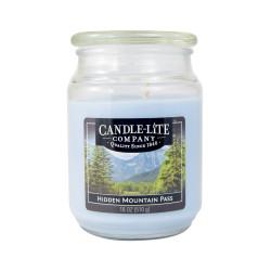 Vonná svíčka Everyday, Tajuplný horský průsmyk, 510g