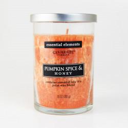 Vonná svíčka Essential Elements, Dýně s medem, 283g