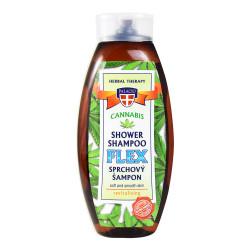 Konopný sprchový šampon Flex, 500ml