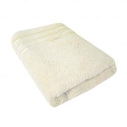 Osuška Montána, bavlna, froté, 550g, krémová, 70x140cm