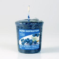 Votivní svíčka, Blueberry Cheesecake, 49g