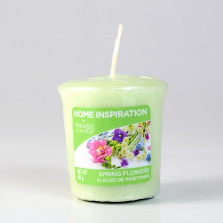 Votivní svíčka, Spring Flowers, 49g