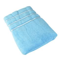 Osuška Montána, bavlna, froté, 550g, světle modrá, 70x140cm