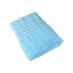 Ručník Montána, bavlna, froté, 550g, světle modrá, 50x100cm