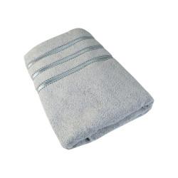 Ručník Montána, bavlna, froté, 550g, světle šedá, 50x100cm