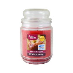 Vonná svíčka, Kandovaná jablka, 368g