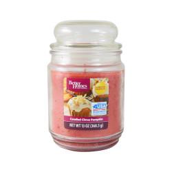 Vonná svíčka, Kandovaný citrus s dýní, 368g
