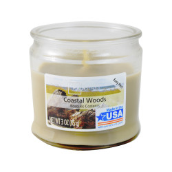 Vonná svíčka, Vůně pobřežního dřeva, 85g
