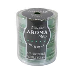Vonný vosk ve skle, Vůně lesa, 3x 25g