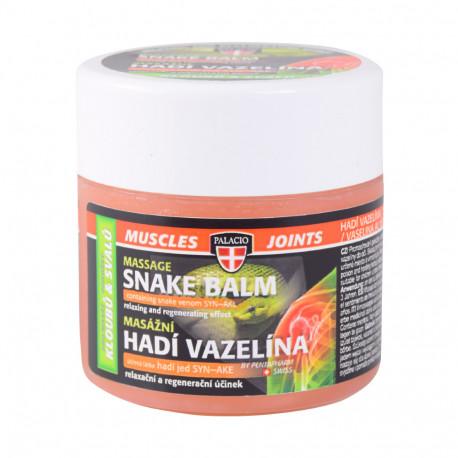 Hadí jed bylinná masážní vazelína, 120ml