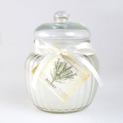 Vonná svíčka, Bylinky, karafa, 500g