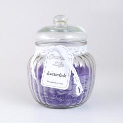 Vonná svíčka, Levandule, Country Life, 500g