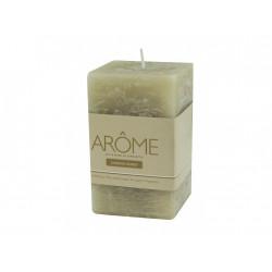 Vonná svíčka, Jasmín a med, bílá, 400g