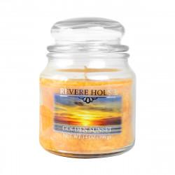 Vonná svíčka, Zlatý západ slunce, 396g