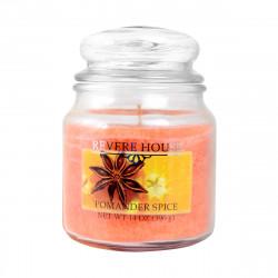 Vonná svíčka, Kořeněný pomeranč, 396g