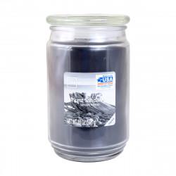 Vonná svíčka, Tmavé santalové dřevo, 566g