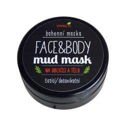 BIO bahenní maska na obličej a tělo, 200ml