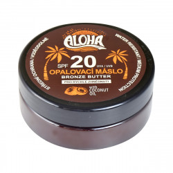 ALOHA Opalovací máslo s kokosovým olejem, SPF 20, 200ml