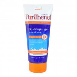 PANTHENOL Zklidňující gel 10%, 200ml