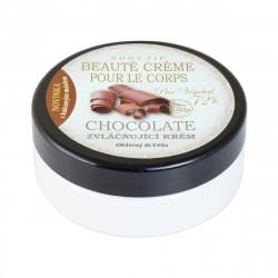 BODY TIP Zvláčnující krém Čokoláda, 200ml