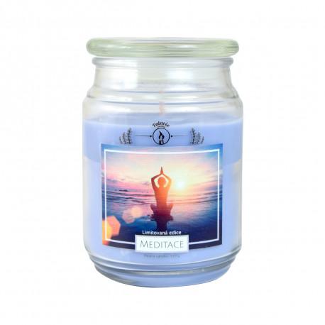 Vonná svíčka, Meditace, Limitovaná edice, 510g