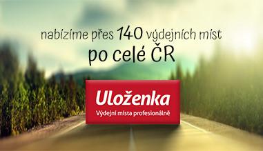 NOVĚ přes 140 výdejních míst po ČR